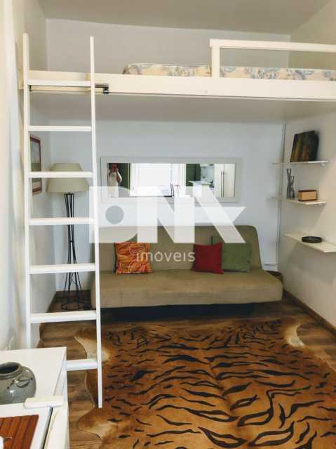 Sala4 - Apartamento à venda Leblon, Rio de Janeiro - R$ 800.000 - NIAP00560 - 5
