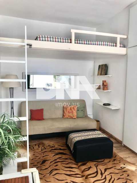 Sala8 - Apartamento à venda Leblon, Rio de Janeiro - R$ 800.000 - NIAP00560 - 9
