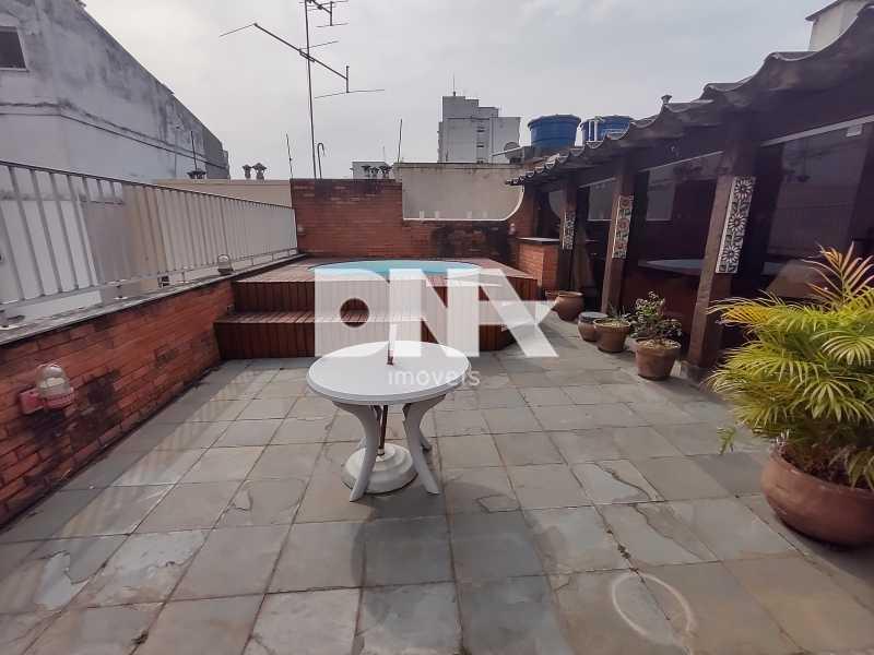 piscina - Cobertura 4 quartos à venda Tijuca, Rio de Janeiro - R$ 2.300.000 - NICO40158 - 28