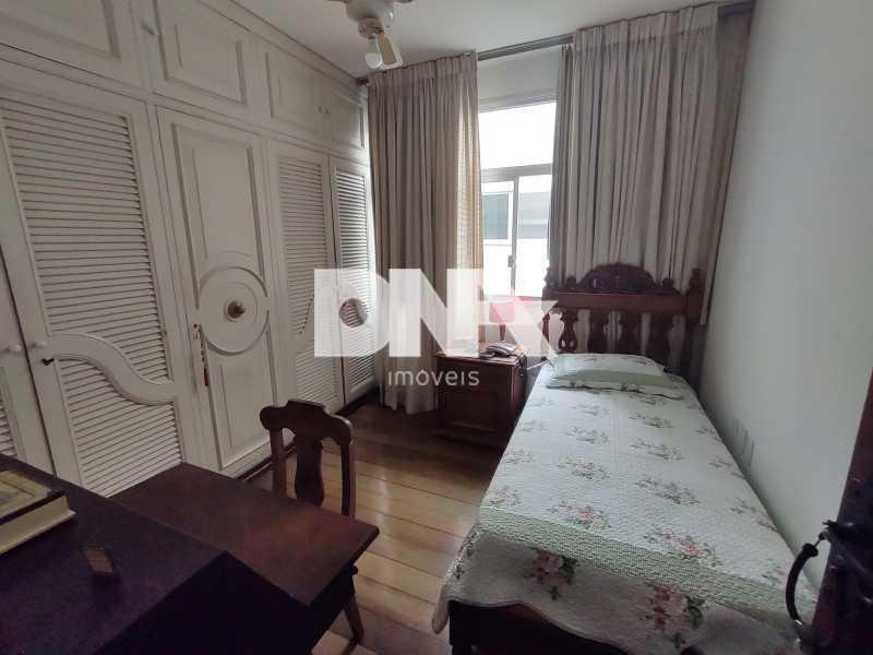 Quarto 3 - Cobertura 4 quartos à venda Tijuca, Rio de Janeiro - R$ 2.300.000 - NICO40158 - 18