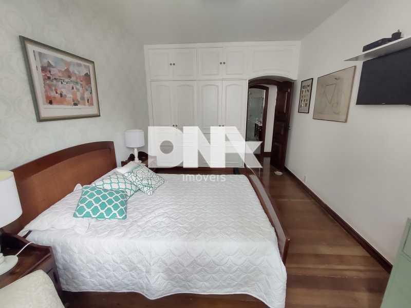 quarto 2 - Cobertura 4 quartos à venda Tijuca, Rio de Janeiro - R$ 2.300.000 - NICO40158 - 15
