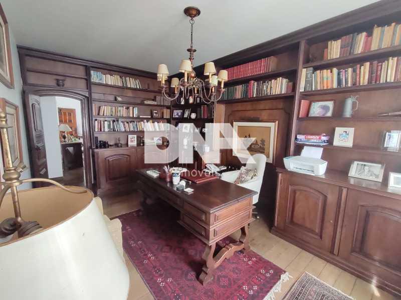 Escritorio/1 quarto - Cobertura 4 quartos à venda Tijuca, Rio de Janeiro - R$ 2.300.000 - NICO40158 - 14