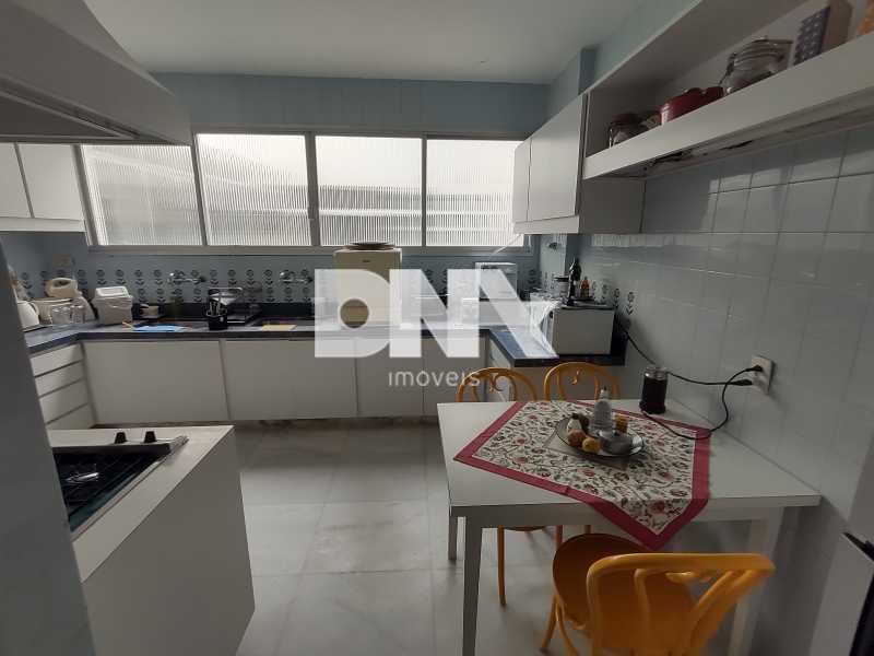 Cozinha - Cobertura 4 quartos à venda Tijuca, Rio de Janeiro - R$ 2.300.000 - NICO40158 - 10