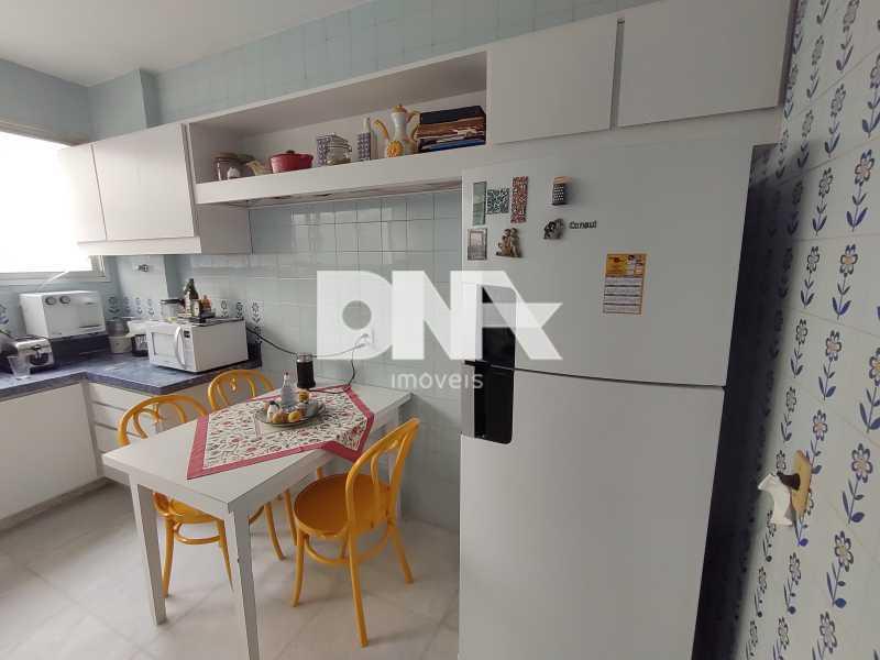 Cozinha - Cobertura 4 quartos à venda Tijuca, Rio de Janeiro - R$ 2.300.000 - NICO40158 - 9