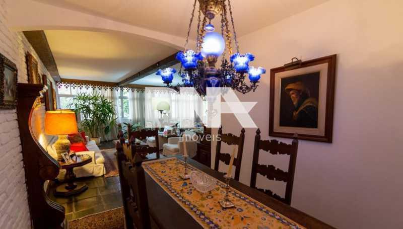 Sala de jantar - Cobertura 4 quartos à venda Tijuca, Rio de Janeiro - R$ 2.300.000 - NICO40158 - 8