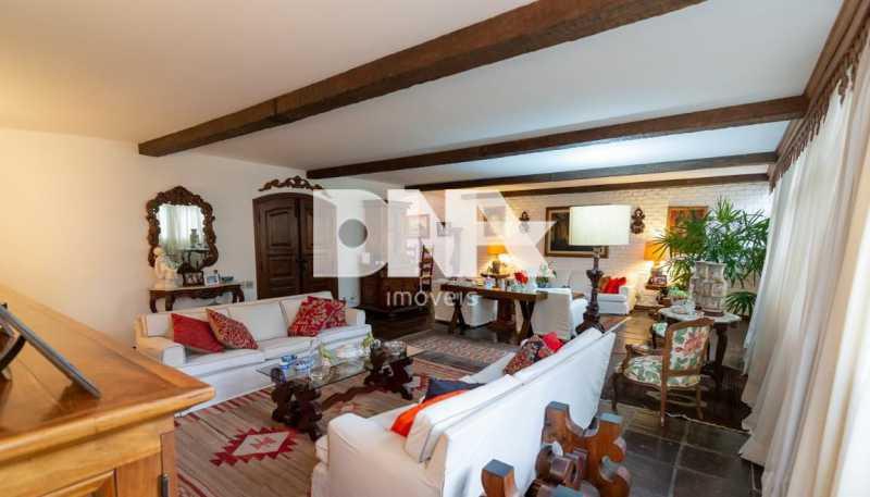 Sala - Cobertura 4 quartos à venda Tijuca, Rio de Janeiro - R$ 2.300.000 - NICO40158 - 3