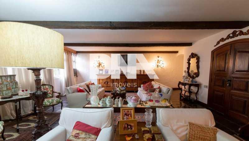 Sala - Cobertura 4 quartos à venda Tijuca, Rio de Janeiro - R$ 2.300.000 - NICO40158 - 4