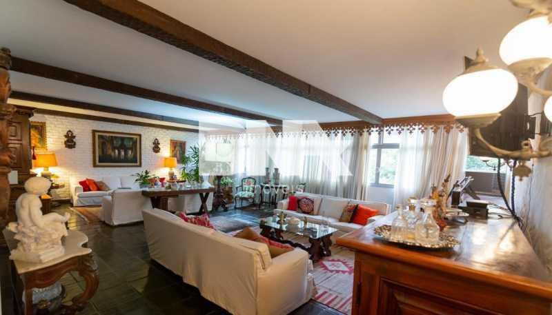 Sala - Cobertura 4 quartos à venda Tijuca, Rio de Janeiro - R$ 2.300.000 - NICO40158 - 6
