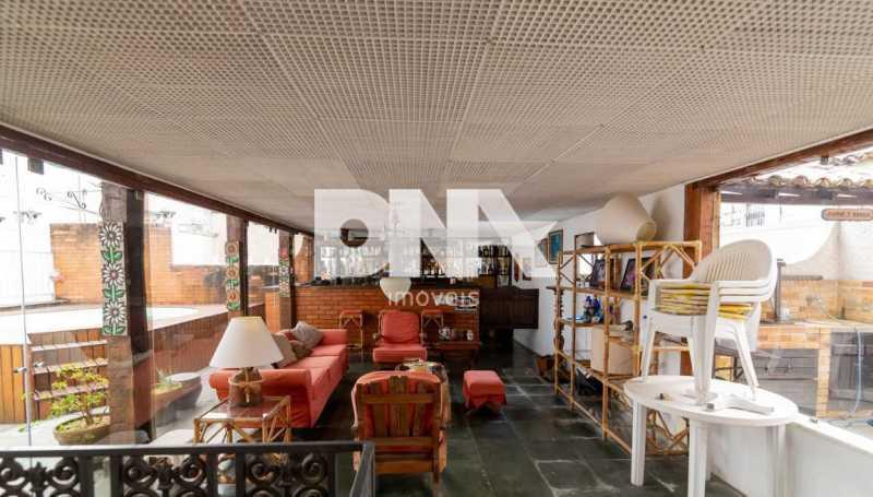 Salão com bar - Cobertura 4 quartos à venda Tijuca, Rio de Janeiro - R$ 2.300.000 - NICO40158 - 26