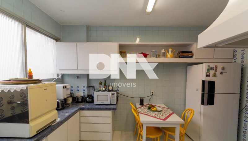 Cozinha - Cobertura 4 quartos à venda Tijuca, Rio de Janeiro - R$ 2.300.000 - NICO40158 - 11