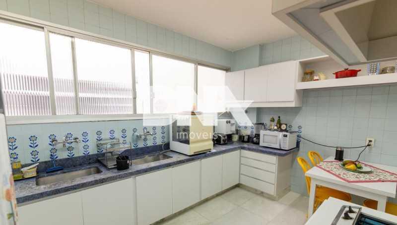 Cozinha - Cobertura 4 quartos à venda Tijuca, Rio de Janeiro - R$ 2.300.000 - NICO40158 - 24