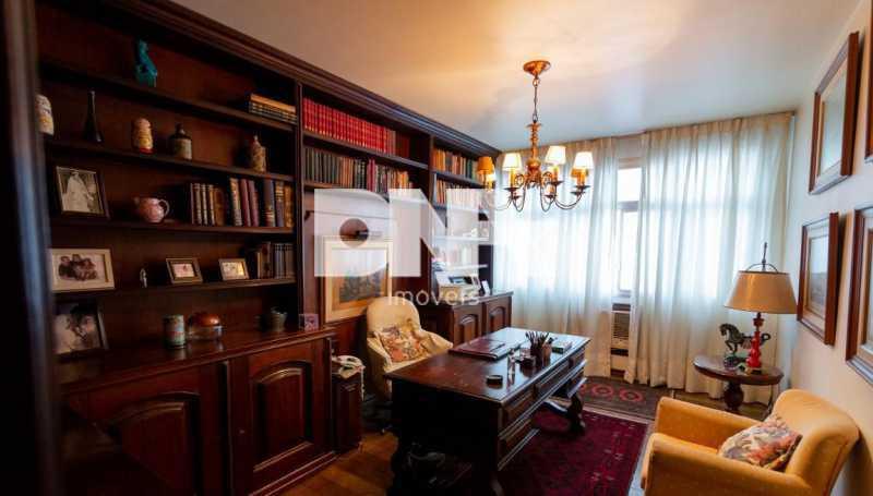 Escritorio/1 quarto - Cobertura 4 quartos à venda Tijuca, Rio de Janeiro - R$ 2.300.000 - NICO40158 - 13