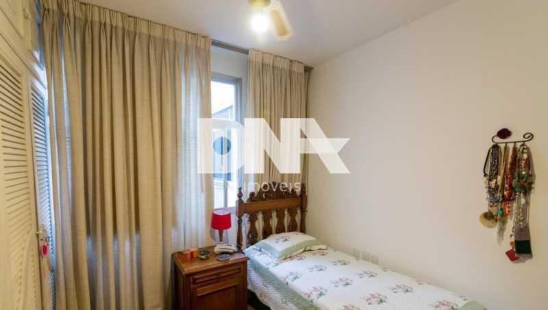 quarto 3 - Cobertura 4 quartos à venda Tijuca, Rio de Janeiro - R$ 2.300.000 - NICO40158 - 17