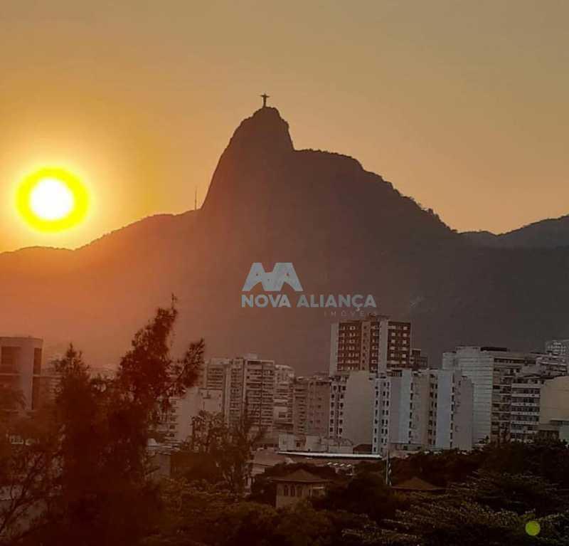 VISTA-CRISTO - Apartamento à venda Rua Lauro Muller,Botafogo, Rio de Janeiro - R$ 700.000 - BA22696 - 3