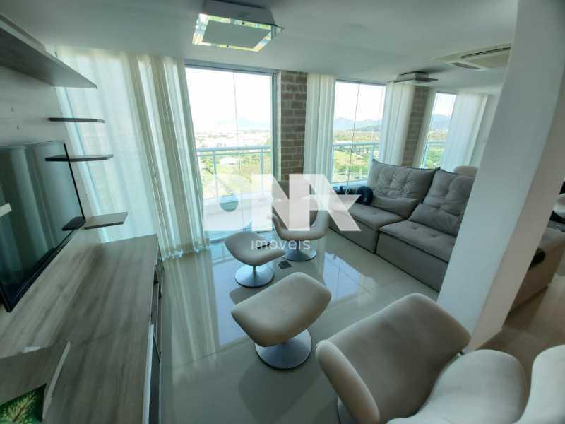 25 - Cobertura 3 quartos à venda Recreio dos Bandeirantes, Rio de Janeiro - R$ 1.500.000 - NTCO30184 - 14