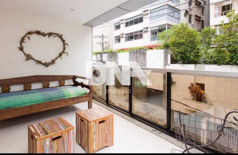 d6edf8dd09f88b42e03c20e0ef0262 - Cobertura à venda Rua Sambaíba,Leblon, Rio de Janeiro - R$ 4.850.000 - NICO40160 - 1