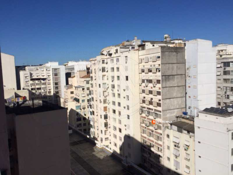Vista da sala e dos quartos 1 - Apartamento à venda Rua Almirante Tamandaré,Flamengo, Rio de Janeiro - R$ 1.100.000 - BA22727 - 14
