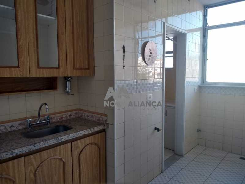 15 - Apartamento 2 quartos à venda Tijuca, Rio de Janeiro - R$ 750.000 - BA23242 - 16