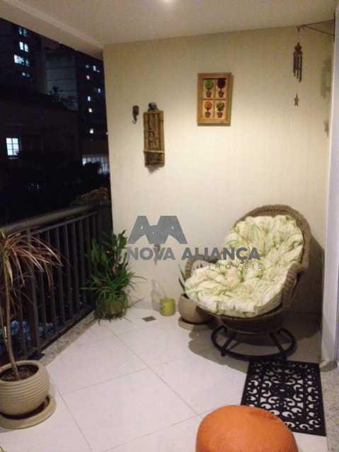 2af0a725-7632-43a6-9cb9-f75f78 - Apartamento à venda Rua Jornalista Orlando Dantas,Botafogo, Rio de Janeiro - R$ 1.260.000 - BA23439 - 1