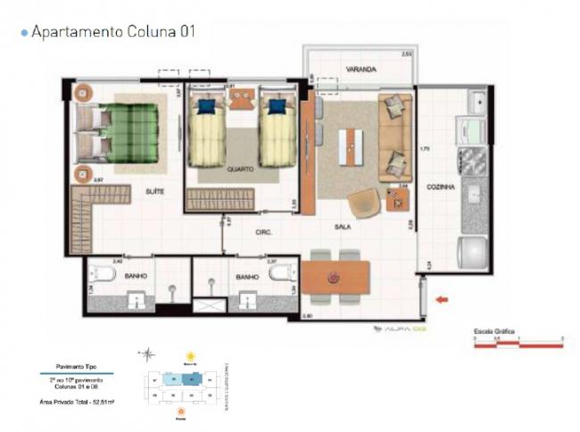 4 - Apartamento À Venda - Riachuelo - Rio de Janeiro - RJ - TAAP20330 - 5