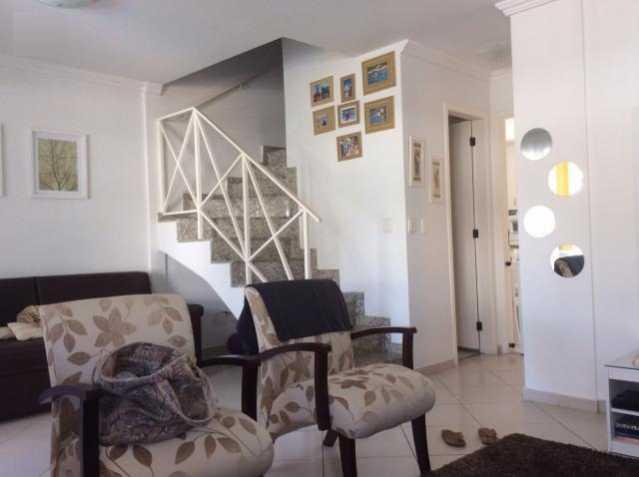 9538443570 - Casa à venda Rua Salomão Malina,Vargem Pequena, Rio de Janeiro - R$ 750.000 - TACA40056 - 1