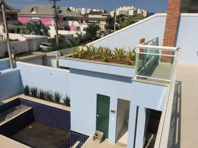 a - Casa à venda Rua Giuseppe D´elia,Recreio dos Bandeirantes, Rio de Janeiro - R$ 1.720.000 - PECA50018 - 1