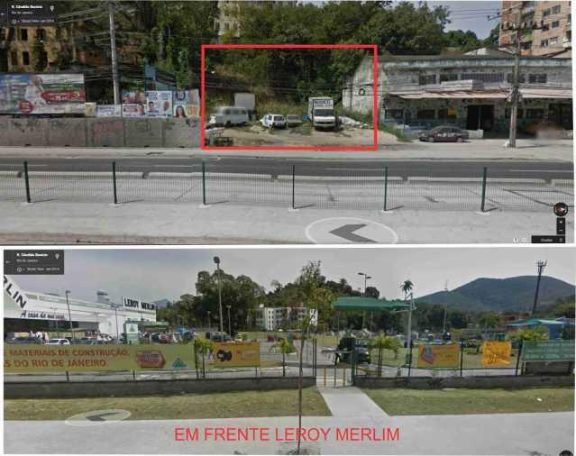 terreno - Terreno 1000m² à venda Rua Cândido Benício,Tanque, Rio de Janeiro - R$ 300.000 - PSMF00003 - 1