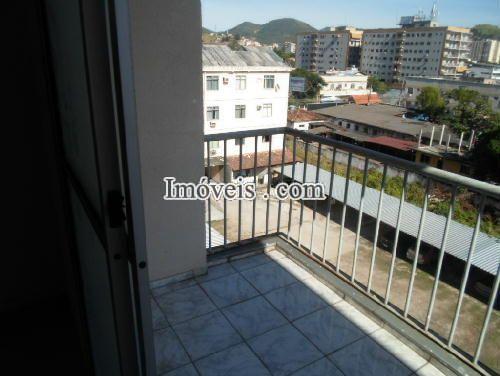 VARANDA - Cobertura à venda Rua Pinto Teles,Praça Seca, Rio de Janeiro - R$ 330.000 - PC20034 - 7
