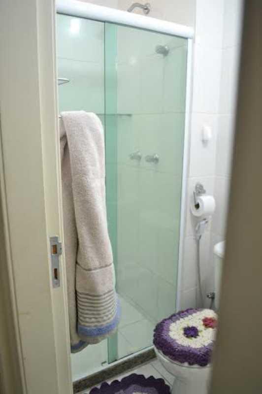 Banheiro Superior - Casa à venda Rua Oswaldo Lussac,Taquara, Rio de Janeiro - R$ 315.000 - PECA20107 - 13