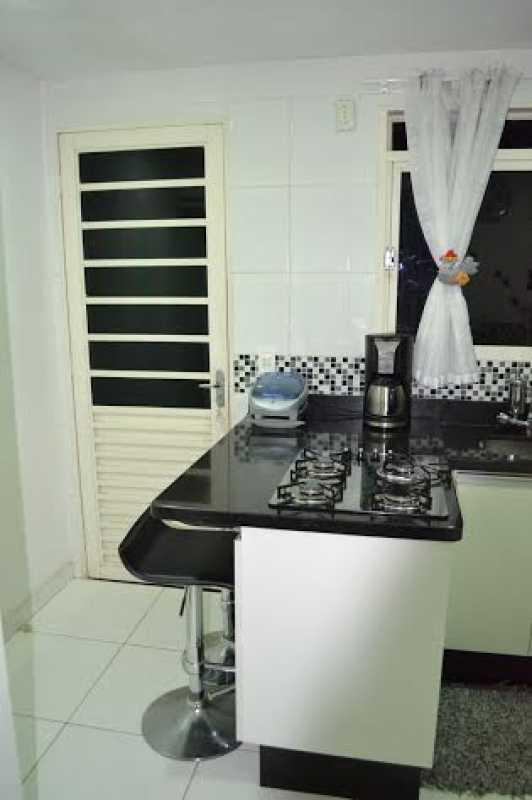 Cozinha 3 - Casa à venda Rua Oswaldo Lussac,Taquara, Rio de Janeiro - R$ 315.000 - PECA20107 - 15