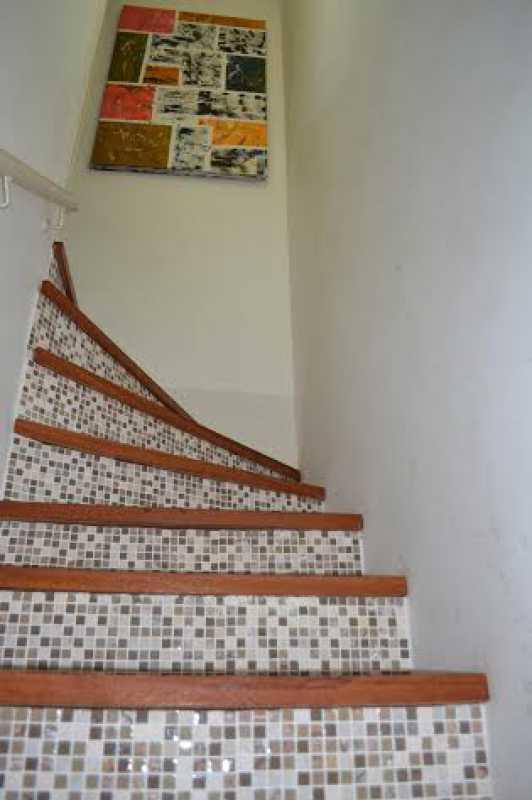Escada - Casa à venda Rua Oswaldo Lussac,Taquara, Rio de Janeiro - R$ 315.000 - PECA20107 - 20