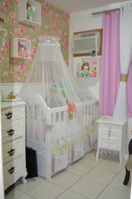 Quarto Bebe 1 - Casa à venda Rua Oswaldo Lussac,Taquara, Rio de Janeiro - R$ 315.000 - PECA20107 - 10