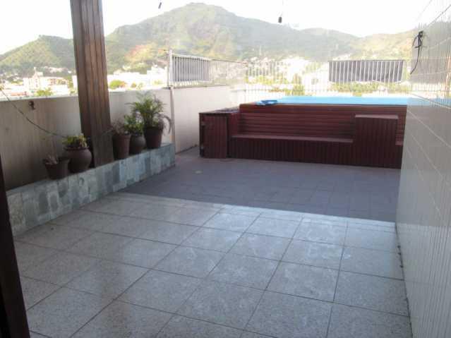 IMG_0279 - Cobertura à venda Rua Cândido Benício,Praça Seca, Rio de Janeiro - R$ 420.000 - PSCO30030 - 24