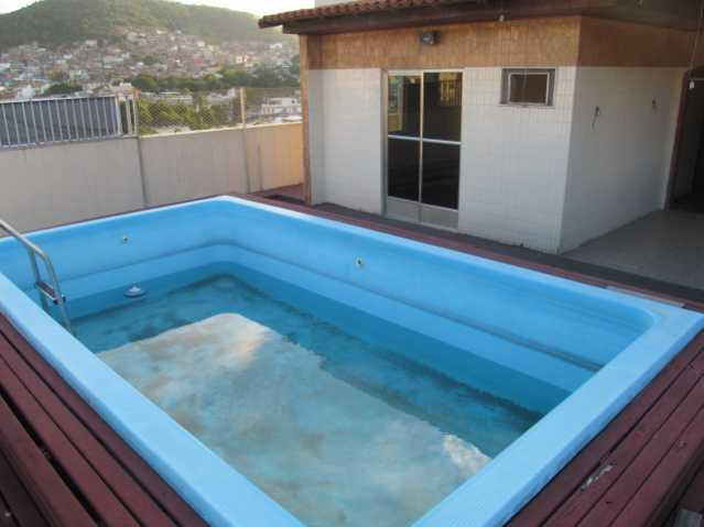 IMG_0280 - Cobertura à venda Rua Cândido Benício,Praça Seca, Rio de Janeiro - R$ 420.000 - PSCO30030 - 25