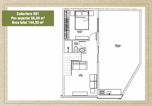 301 - 2 - Cobertura à venda Avenida Emile Roux,Taquara, Rio de Janeiro - R$ 616.726 - TACO30069 - 4