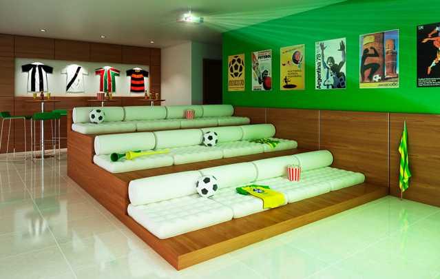 espaco_stadium - Apartamento à venda Estrada da Cachamorra,Campo Grande, Rio de Janeiro - R$ 358.360 - LMAP20033 - 9