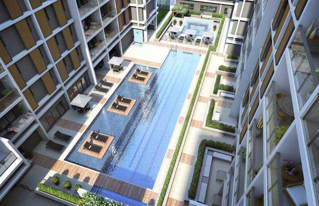 piscina_diurna - Apartamento à venda Estrada da Cachamorra,Campo Grande, Rio de Janeiro - R$ 358.360 - LMAP20033 - 13