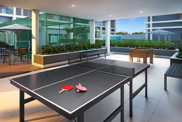 salao_jogos - Apartamento à venda Estrada da Cachamorra,Campo Grande, Rio de Janeiro - R$ 358.360 - LMAP20033 - 21
