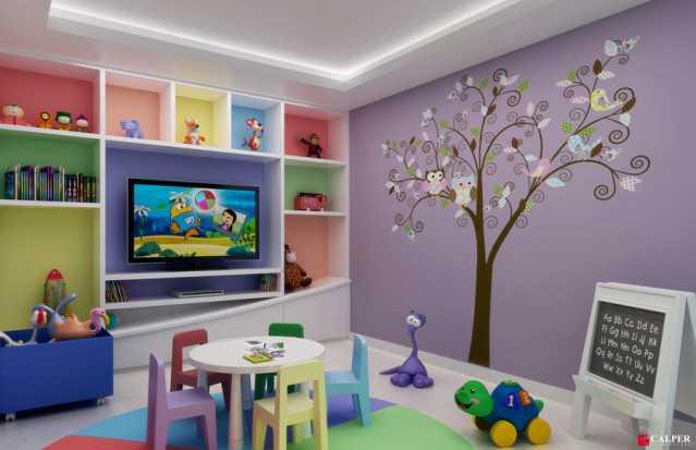 Espaco kids - Apartamento à venda Rua Omar Bandeira Ramidan Sobrinho,Recreio dos Bandeirantes, Rio de Janeiro - R$ 763.660 - LMAP30074 - 5