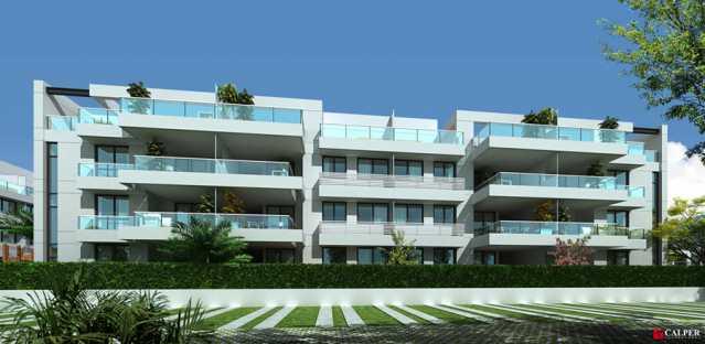 Fachada 1 - Apartamento à venda Rua Omar Bandeira Ramidan Sobrinho,Recreio dos Bandeirantes, Rio de Janeiro - R$ 763.660 - LMAP30074 - 6