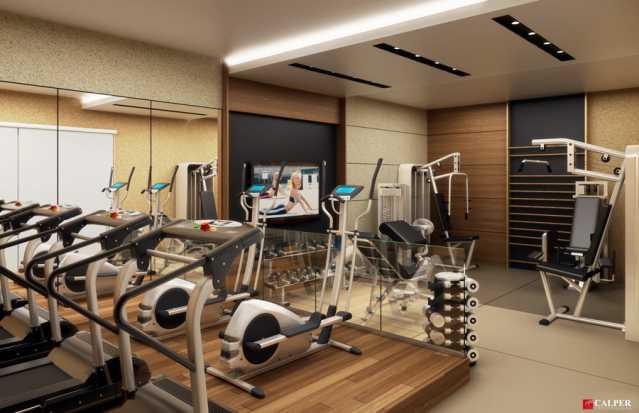 Fitness - Apartamento à venda Rua Omar Bandeira Ramidan Sobrinho,Recreio dos Bandeirantes, Rio de Janeiro - R$ 763.660 - LMAP30074 - 9