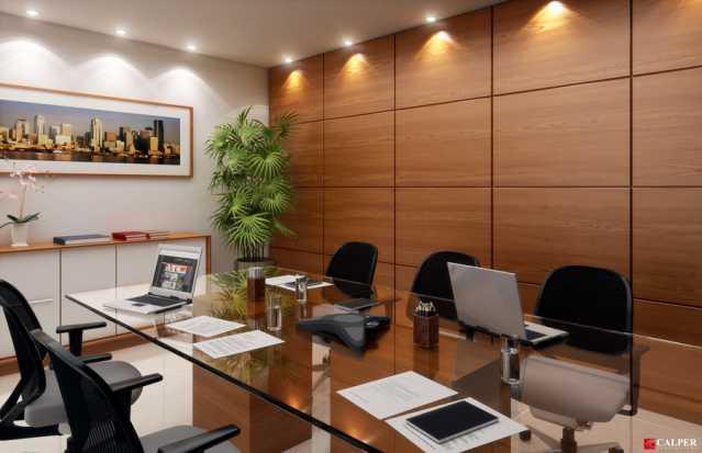 Home office - Apartamento à venda Rua Omar Bandeira Ramidan Sobrinho,Recreio dos Bandeirantes, Rio de Janeiro - R$ 763.660 - LMAP30074 - 8