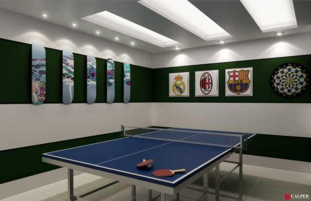 Salao de Jogos - Apartamento à venda Rua Omar Bandeira Ramidan Sobrinho,Recreio dos Bandeirantes, Rio de Janeiro - R$ 763.660 - LMAP30074 - 10