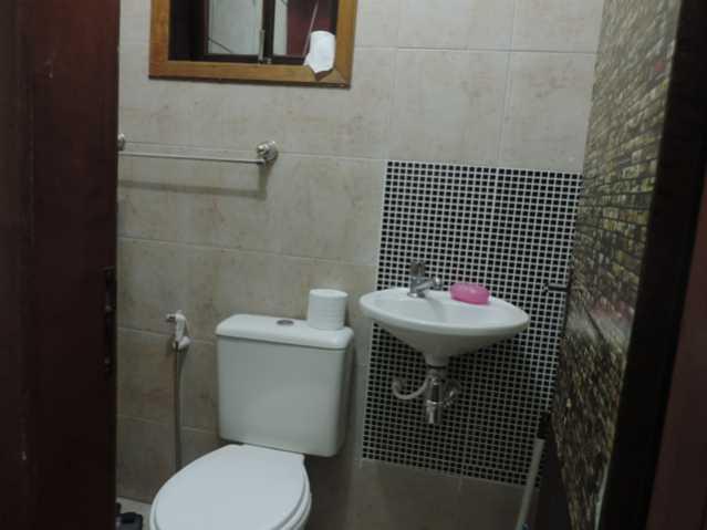 banheiro dependencia - Cópia - Casa à venda Rua Cândido Benício,Tanque, Rio de Janeiro - R$ 350.000 - PSCA20138 - 11