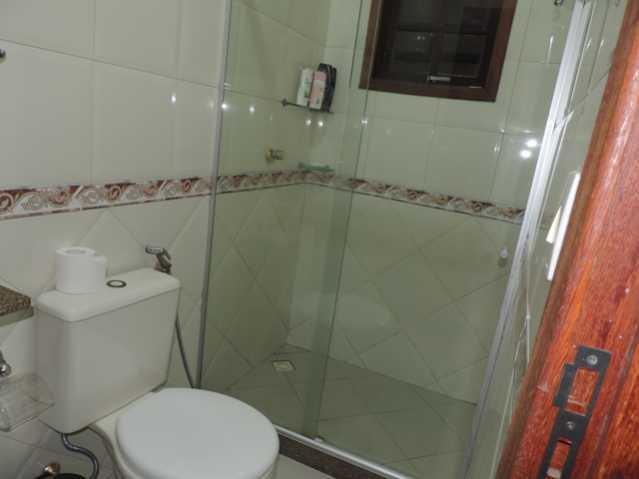 banheiro suite 1 - Casa à venda Rua Cândido Benício,Tanque, Rio de Janeiro - R$ 350.000 - PSCA20138 - 12