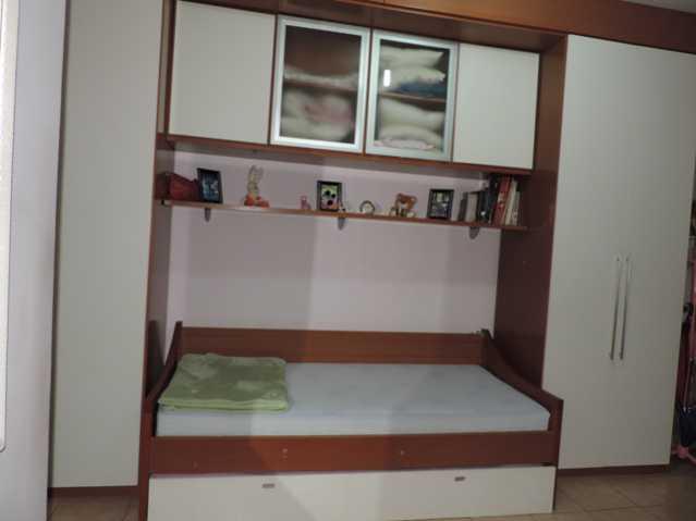 cama suite 2 - Casa à venda Rua Cândido Benício,Tanque, Rio de Janeiro - R$ 350.000 - PSCA20138 - 6