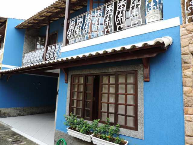 FACHADA 2 - Cópia - Casa à venda Rua Cândido Benício,Tanque, Rio de Janeiro - R$ 350.000 - PSCA20138 - 1