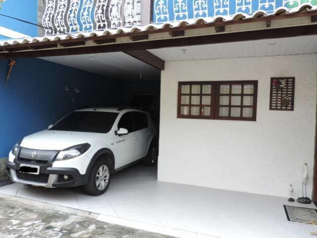 FRENTE GARAGEM - Cópia - Casa à venda Rua Cândido Benício,Tanque, Rio de Janeiro - R$ 350.000 - PSCA20138 - 20