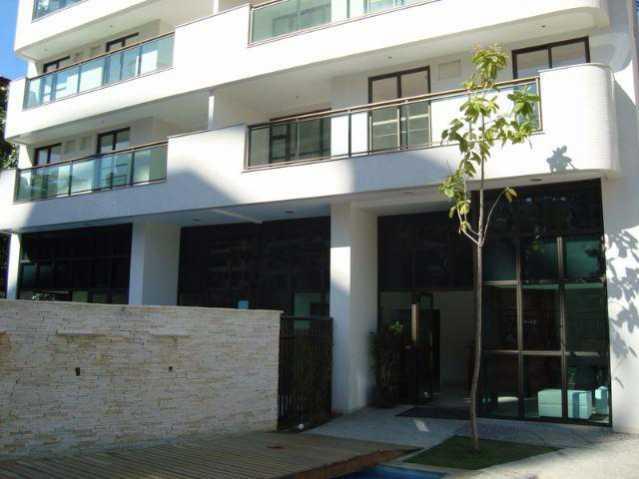 2 - Apartamento à venda Rua Aroazes,Barra da Tijuca, Rio de Janeiro - R$ 520.000 - PEAP20478 - 1