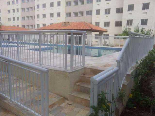 470531028950783 - Apartamento à venda Estrada dos Bandeirantes,Jacarepaguá, Rio de Janeiro - R$ 200.000 - TAAP20546 - 3